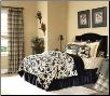 Bedcoverings, Shams, Bedskirts and Headboards
