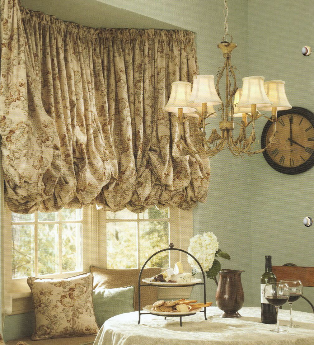 Salmon Colored Curtain Panels