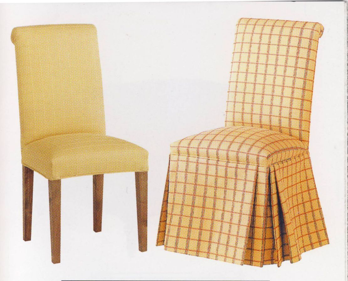 UPHOLSTERED DINING ROOM CHAIR | Chair Pads & Cushions
